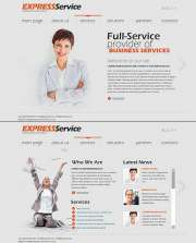 Express Business - HTML5 templates