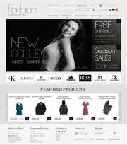 Fashion v2.3 - osCommerce