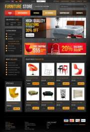 Furniture v2.3 - osCommerce