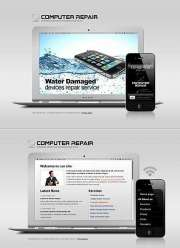 Gadgets Repair - HTML5 templates