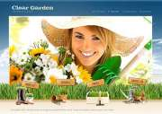 Garden Service - Easy flash templates