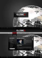 Global Business - HTML5 templates