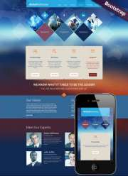 Global Solutions - HTML template