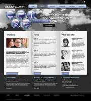 Global Way - Website template