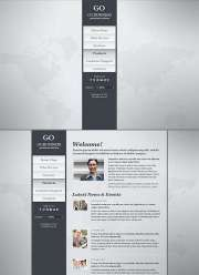 Go Business - HTML5 templates