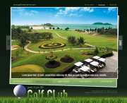 Golf Club - Easy flash templates