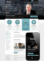 Good Business - Wordpress templates
