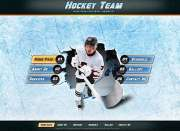 Hockey Team - Easy flash templates