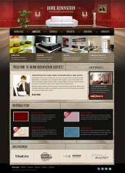 Home Renovation - HTML template