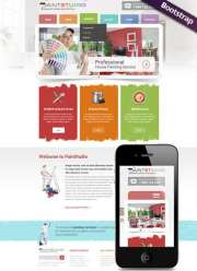 House Painting - HTML template