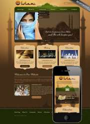 Islam - Wordpress templates