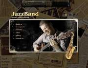 JazzBand - VideoAdmin flash templates