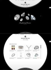 Jewelry Brand - HTML5 templates