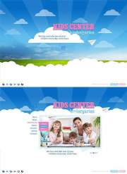 Kids Center - HTML5 templates
