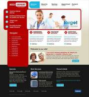 Med Expert - Website template