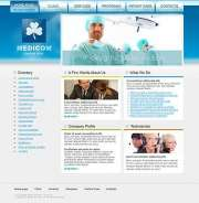 Medical Clinic - Website template
