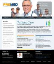 Medical Clinic - HTML template