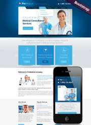 Medical Service - HTML template