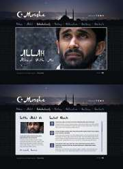 Mosque - HTML5 templates