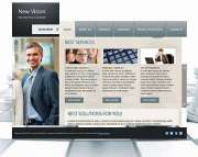 New Vision - HTML5 templates