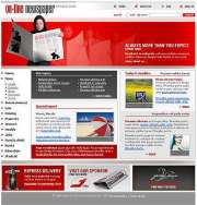 Newspaper - Website template