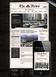 Newspaper - Wordpress templates