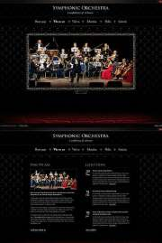 Orchestra - HTML5 templates