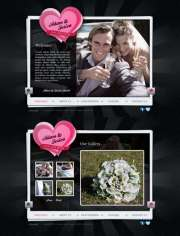 Our Wedding - HTML5 templates