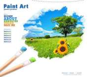 Paint Art - PhotoVideoAdmin