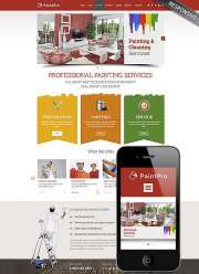 Painting co - Wordpress templates