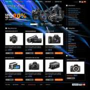 PhotoVideo Store - osCommerce