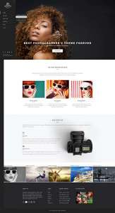 Photographer WP - Wordpress templates