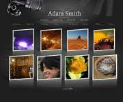Photographer - GalleryAdmin flash templates