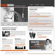 Prof. Approach - Website template