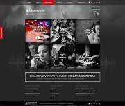 Radio Station - HTML5 templates