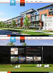 Real Estate - HTML5 templates