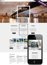 Real Estate - HTML template