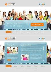 Recruiting Agency - HTML5 templates