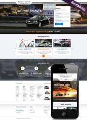 Rent a Car - HTML template
