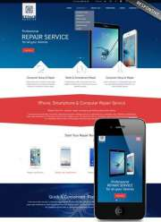 Repair service v3.5 - Joomla templates