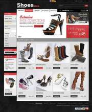 Shoes Store 2.3ver - osCommerce