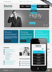 Smart Business - Wordpress templates