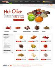 Spices 2.3 ver - osCommerce