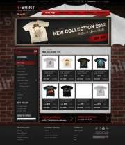 T-shirts v2.3 - osCommerce