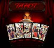 Tarot - Flash template
