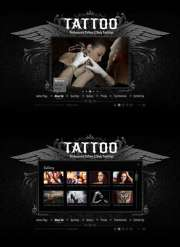 Tattoo - HTML5 templates