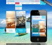 Travel v3 - Joomla templates
