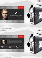 Video Producer - HTML5 templates