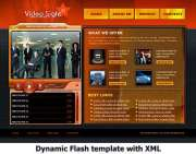 Video sight - Flash template