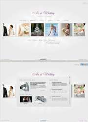Wedding Planner - HTML5 templates